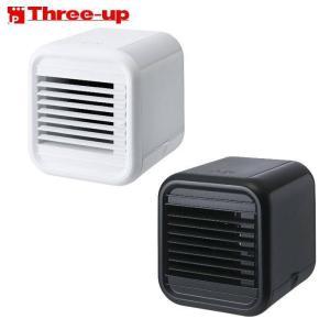 特価 冷風扇 デスクトップ冷風扇 スリーアップ RF-T1813WH|konan