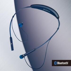 Bluetooth ワイヤレス ネックバンドイヤフォン イヤホン ボリューム/マイク付 極の音域 Fly Wear フライ ウェア LEPLUS LP-BTNCB01|konan