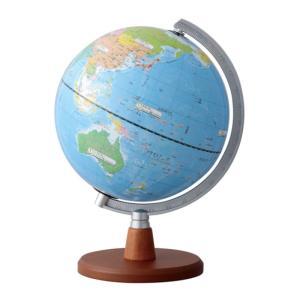 地球儀 行政タイプ 先生おすすめ小学生の地球儀 20cm レイメイ藤井 OYV11