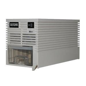 下駄箱用 コンパクト除湿機 電子吸湿器 (ペルチェ式) ライトグレー センタック QS-10SL|konan