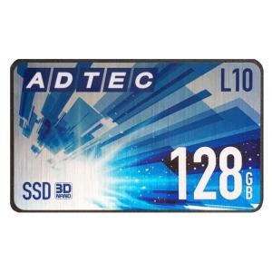 SSD L10 Series 128GB 3D TLC 2.5inch SATA ADTEC AD-L10D128G-25I|konan