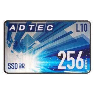 SSD L10 Series 256GB 3D TLC 2.5inch SATA ADTEC AD-L10D256G-25I|konan