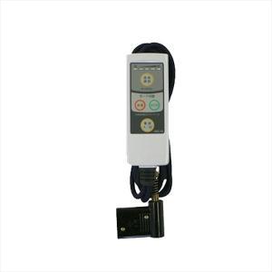 メトロ専用 こたつコード(3m) 「速暖ボタン」・省エネ「ECOボタン」付 5時間切タイマー付 手元温度コントロール式 メトロ電気工業 BC-KEC43|konan