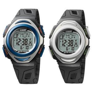 腕時計 電波時計 ソーラー時計 紳士用 メンズ カジュアルウォッチ デイリー使いにおすすめ ソーラー+電池駆動自動切替 10気圧防水 ノア精密 XXW-501|konan