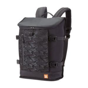 代引不可 背面からアクセスできる独立したパソコンルームを配置!荷物をたっぷり詰め込めるボックス型PCバックパック ブラック エレコム BM-BP04BK|konan