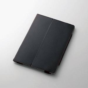 iPad Pro 10.5インチ 2017年モデル用ソフトレザーフラップカバー 2アングル エレコム TB-A17PLF|konan
