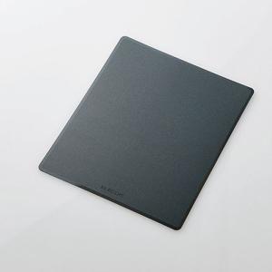 代引不可 抗ウイルス・抗菌マウスパッド Sサイズ ブラック エレコム MP-VRSBK|konan