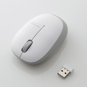 エレコム ワイヤレスBlueLEDマウス M-BL20DBSV|konan