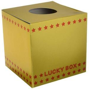 金の抽選箱 はこ ボックス BOX 抽選 ガラポン くじ引き ビンゴ ゲーム パーティー イベント 宴会 グッズ 小道具 ルカン 7856|konan