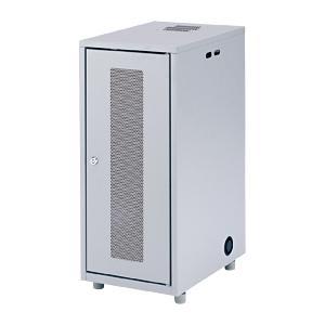 代引不可 NAS、HDD、ネットワーク機器収納ボックス(H700mm) 保管 管理 マイナンバー対策 セキュリティー 盗難防止 サンワサプライ CP-KBOX3|konan