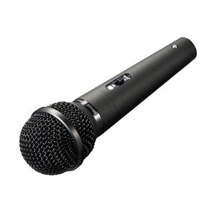 ハンドマイク(有線タイプ) 発言者の声色をできるだけ忠実に引き出す高性能ダイナミックマイク サンワサプライ MM-SPHM1|konan