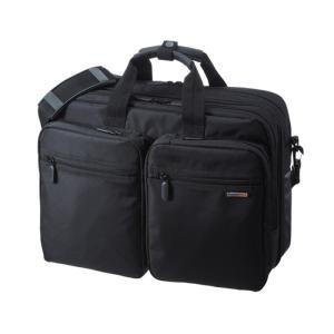 3WAYビジネスバッグ(出張用) サンワサプライ BAG-3WAY21BK|konan