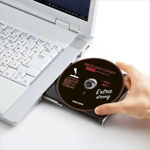即日出荷 マルチレンズクリーナー 湿式 強力クリーニング レンズ 埃 汚れ 除去 ゲーム機 Blu-ray DVD CD サンワサプライ CD-MDWAT konan