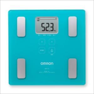 オムロン 体重体組成計(両足測定タイプ) HBF-214-B|konan