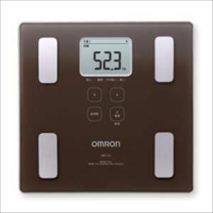 オムロン 体重体組成計(両足測定タイプ) HBF-214-BW|konan