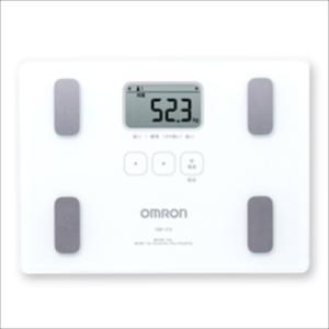 オムロン 体重体組成計(両足測定タイプ) HBF-212|konan