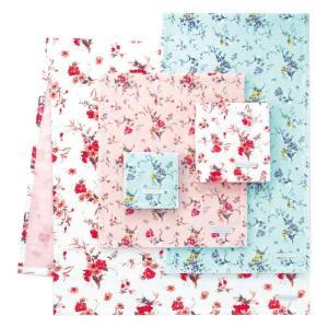 タオル バスタオル MERCURYDUO シャルム スリムバスタオル 34x120cm 浴用タオル 花柄 フラワー|konan