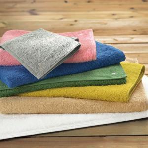 まいにちのタオル ちょどいい スリムバスタオル 全7色 抗菌防臭加工 今治タオル スポーツタオル バスタオル 日繊商工 MT-1281|konan