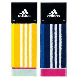 adidas アディダス アクティブロングタオル アクシス 20x90cm ロング タオル スポーツ 首掛け ロングタオル|konan