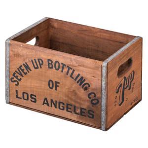北海道・沖縄・離島配送不可 代引不可 ウッドボックス Mサイズ 木箱 木製 収納ボックス 東谷 LFS-477 konan