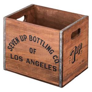 北海道・沖縄・離島配送不可 代引不可 ウッドボックス Lサイズ 木箱 木製 収納ボックス 東谷 LFS-478 konan