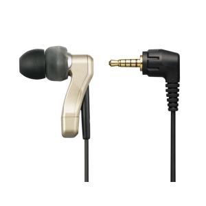 パイオニア フェミミ 集音器 VMR-M910/M800/M700専用 イヤホンマイク 密閉型ダイナミック 片耳用 ゴールド メテックス TPVMR-AE07N|konan