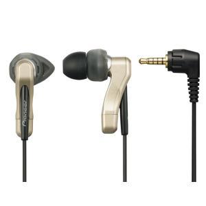 パイオニア フェミミ 集音器 VMR-M910/M800/M700専用 イヤホンマイク 密閉型ダイナミック 両耳用 ゴールド メテックス TPVMR-AE08N|konan