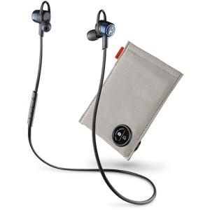 Bluetooth ステレオヘッドセット BackBeat GO3 充電ケース付(コバルトブラック) PLANTRONICS BACKBEATGO3-CB-C|konan