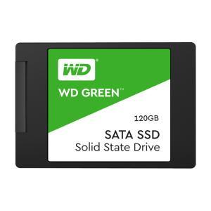 SSD WD GREEN 内蔵SSD 2.5インチ 120GB SATA3.0 3年保証 ソリッドステートドライブ ウエスタンデジタル Western Digital WDC-WDS120G2G0A|konan