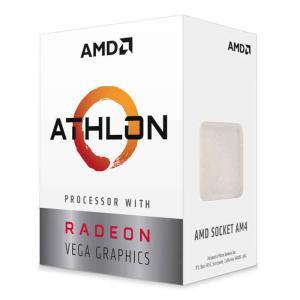 CPU AMD製 Athlon 3000G BOX AMD YD3000C6FHBOX|konan