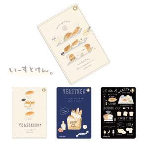 パスケース 定期入れ カードケース いーすとけん。 カミオジャパン カミオ ICカードケース かわいい おしゃれ ギフト 誕生日 ICOCA Suica ドレスマ PC-YSPC konan