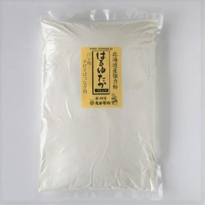北海道産はるゆたかブレンド 1kg (江別製粉ハルユタカブレンド) 国産小麦粉100% (haruyutaka)