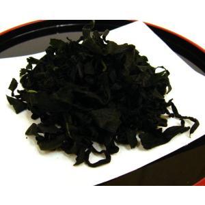 50005 メール便 徳島・鳴門産 カットわかめ (徳用) 200g (乾燥・dry) 敬老の日|konbu-onomichi