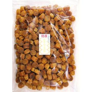 80008 北海道オホーツク産 帆立・ほたて干し貝柱 SAサイズ 1kg 【大量・業務用】 チャック袋です 敬老の日|konbu-onomichi