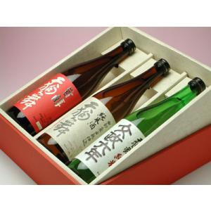 加賀の地酒 天狗舞 純米三種セット|konchikitai
