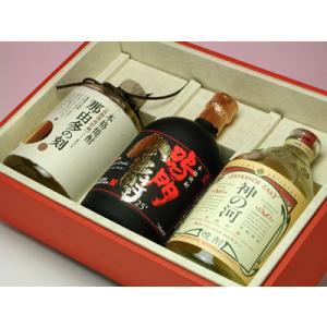 熟成麦焼酎三種セット|konchikitai