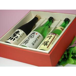 石川県 人気蔵 吟醸酒三種セット konchikitai