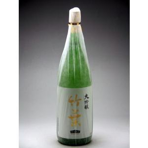 能登の地酒 竹葉 大吟醸 1800ml|konchikitai
