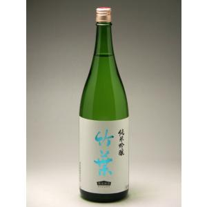 能登の地酒 竹葉 純米吟醸 1800ml|konchikitai