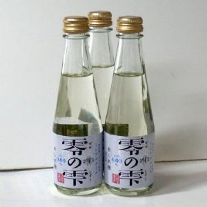 金沢・福正宗 日本酒風味 純米酒ティスト 零の雫 200ml|konchikitai