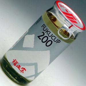 福正宗 特別純米 銀カップ 200ml|konchikitai