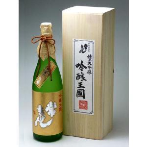 加賀の地酒 常きげん 純米大吟醸 吟醸王國 1800ml|konchikitai
