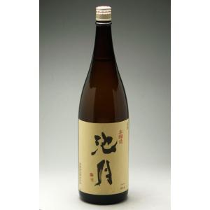 中能登町 池月 本醸造 1800ml|konchikitai