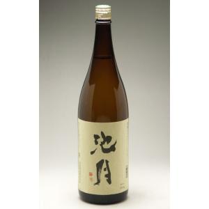 中能登町 池月 普通酒 1800mll|konchikitai