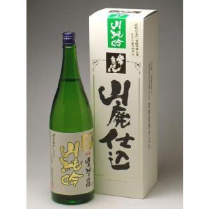 常きげん 山廃純米吟醸酒 山純吟 1800ml|konchikitai