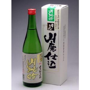 常きげん 山廃純米吟醸酒 山純吟 720ml|konchikitai