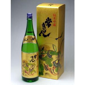 農口杜氏の常きげん 純米吟醸 風神 1800ml|konchikitai