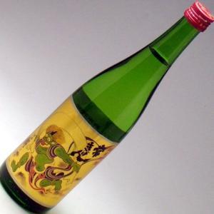 常きげん 純米吟醸 風神 720ml|konchikitai
