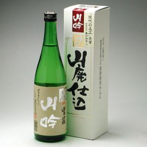 常きげん 山廃吟醸酒 山吟 720ml|konchikitai