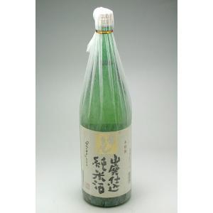 加賀の地酒 常きげん 山廃仕込純米 1800ml|konchikitai